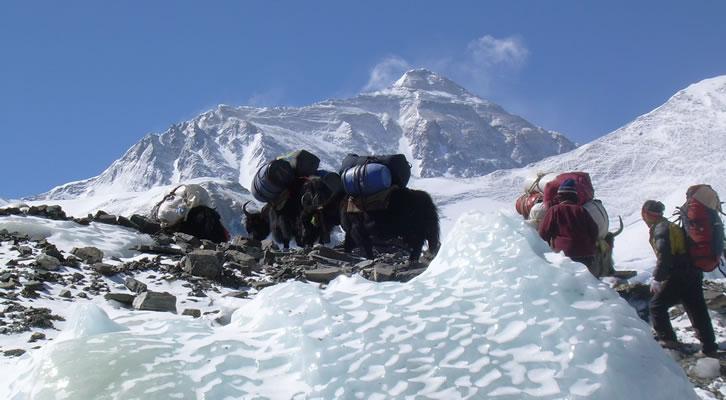 Everest Adavnace Base Camp