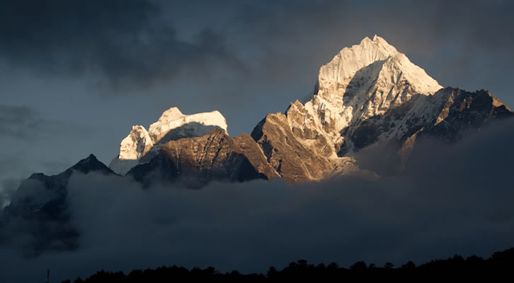 Gokyo Valley and Everest Base Camp