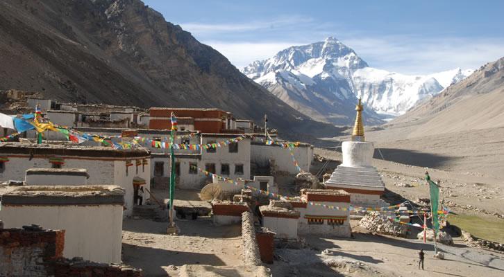 Everest Khangshung Face Trek