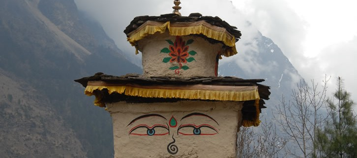 Around Manaslu Trek