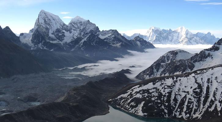 View from Gokyo Ridge