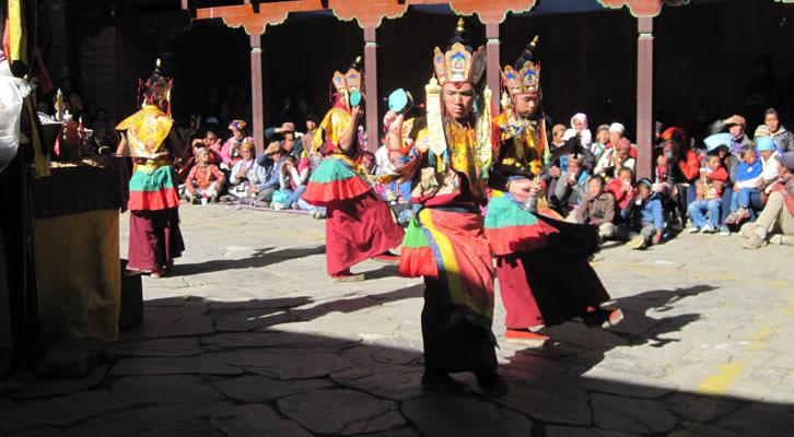 Mani Rimdu Festival