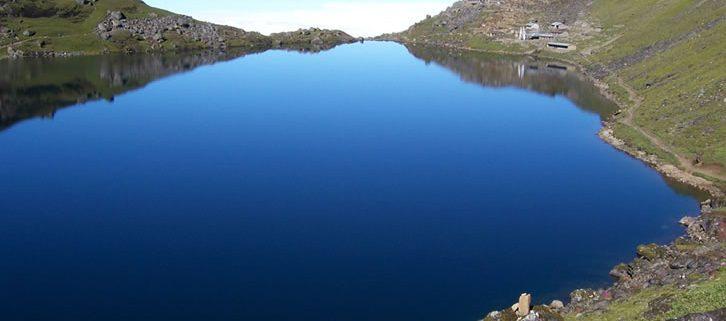 gosainkund lake darshan
